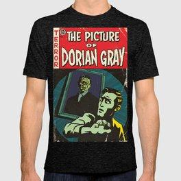 Oscar Wilde's Dorian Gray: Vintage Comic Cover T-shirt