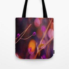Retro Nature Art Tote Bag
