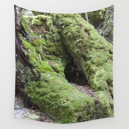 Moss Forest Wall Tapestry