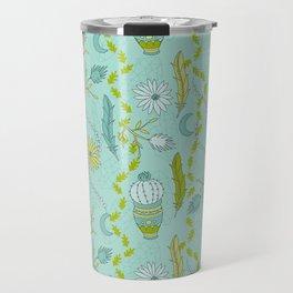 Mint Desert Travel Mug