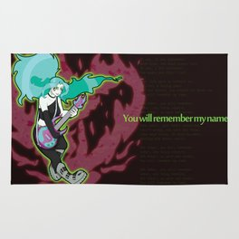 You Will Rememeber Rug