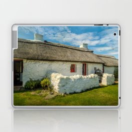 Cottage In Wales Laptop & iPad Skin