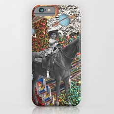 Cowboy and His Guns iPhone 6s Slim Case