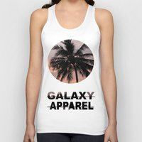 palm Tank Tops featuring PALM by GALAXY APPAREL