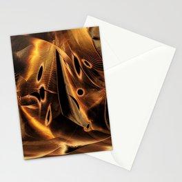 """Line & Shape: Landscaped"" Stationery Cards"