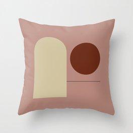 Composition 26 Throw Pillow