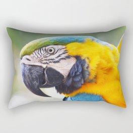 Parrot Rectangular Pillow