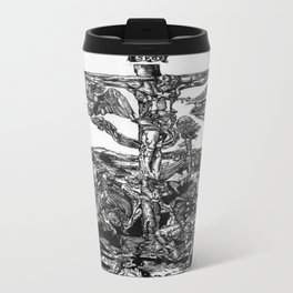 Hemmorrhage Metal Travel Mug