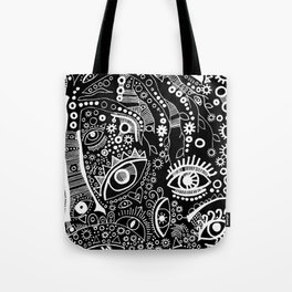 """The Watching Willow"" Tote Bag"