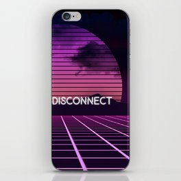 Disconnect iPhone Skin