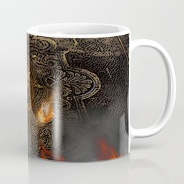Keeper Of The Secret From Hell Coffee Mug