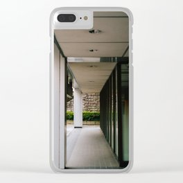 Portland Behind the Scenes // Oregon Clear iPhone Case