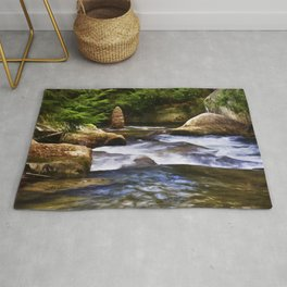 The Cairn at Blue Jay Creek Rug