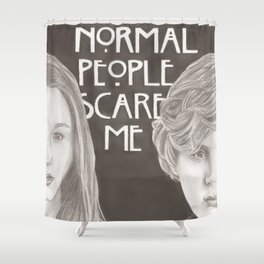 Violet & Tate Shower Curtain