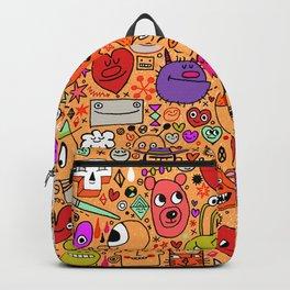 HELLO FRIEND! Backpack