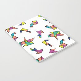 Origami Notebook