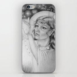 Varda, Queen of Stars iPhone Skin