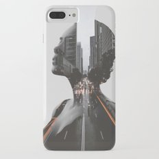 City 2 iPhone 8 Plus Slim Case