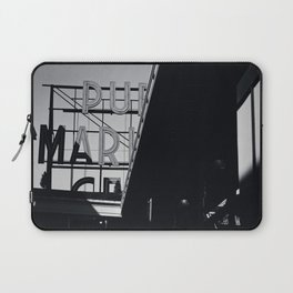 pike place Laptop Sleeve