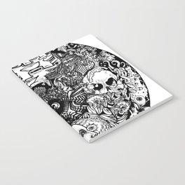 Doodle Art Collaboration Notebook