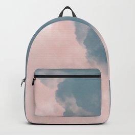 Pink Smoke Backpack