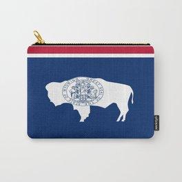 flag wyoming,america,usa,west,moutain, equality,Wyomingite,Cheyenne,Casper,Laramie Carry-All Pouch