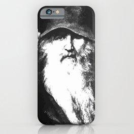 Scandinavian Mythology the Ancient God Odin iPhone Case