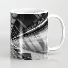 Jamaica-Van Wyck Subway Coffee Mug