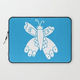 Birds and Butterflies Laptop Sleeve
