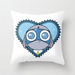 Dororo Sempai!! Throw Pillow