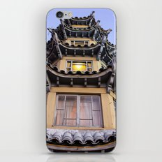 Chinatown in L.A. iPhone & iPod Skin