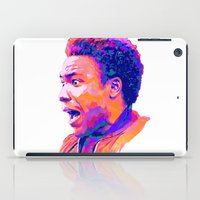 childish gambino iPad Cases featuring CHILDISH GAMBINO // NEXTGEN RAPPERS by mergedvisible