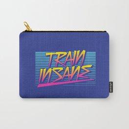 Train Insane Retro Carry-All Pouch