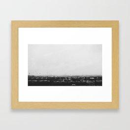 Twenty Eight Framed Art Print