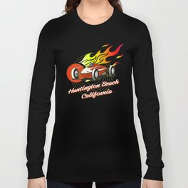 hot rod teeshirt Long Sleeve T-shirt