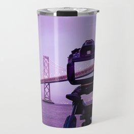 Bay Bridge Capture Travel Mug