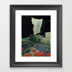 Booom Framed Art Print