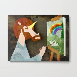 The Joy Of Rainbows Metal Print
