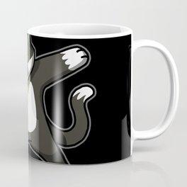 Dabbing Cat Frajola Coffee Mug