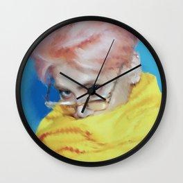 She Is (Jonghyun) Wall Clock