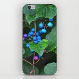 Floral Print 077 iPhone Skin