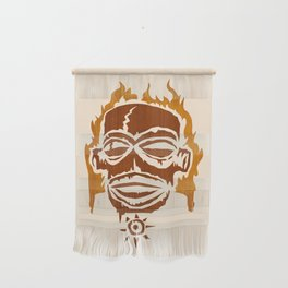 PNG AFIRE Wall Hanging