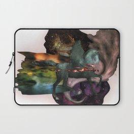 Cosmic Dust   Collage Laptop Sleeve