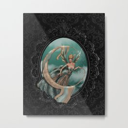 The Good Witch Metal Print