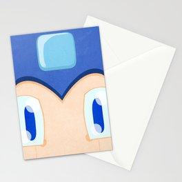 Megaman: Robotic Eyes Stationery Cards