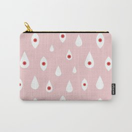 EYES VI (pink) Carry-All Pouch