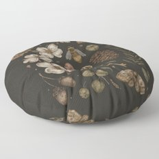 Nature Walks Floor Pillow