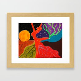 Creator Framed Art Print