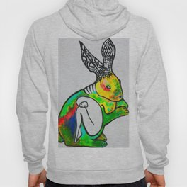 Rabbit's Hive #society6 #decor #buyart Hoody