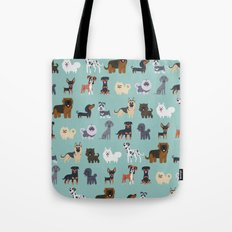 GERMAN DOGS Tote Bag